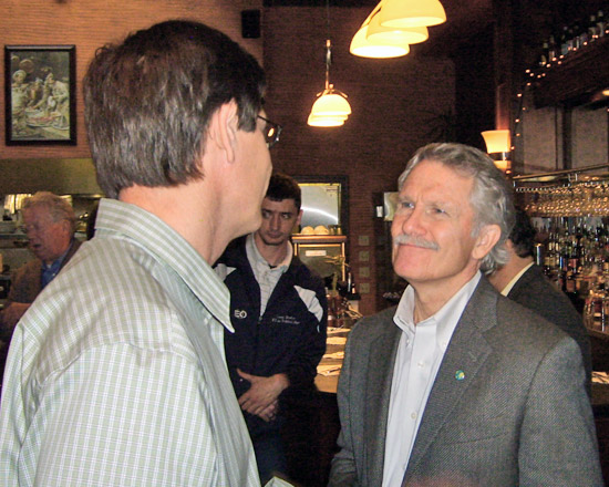 Oregon's nominee for Governor in 2010, John A. Kitzhaber