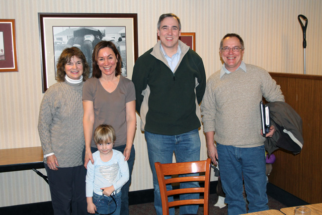 Senator Merkley and Union County Democrats