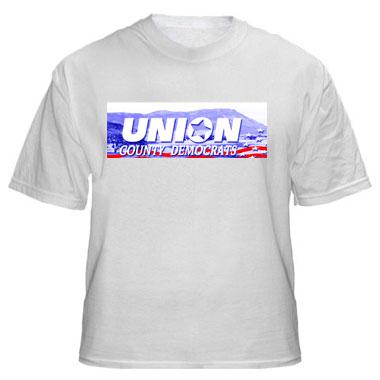 Order Union County Democrat T-Shirt